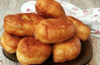Найм'якші і пишні пиріжки - рецепт страви