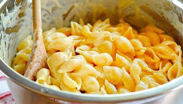 Сирна підлива для макаронів - відмінний рецепт