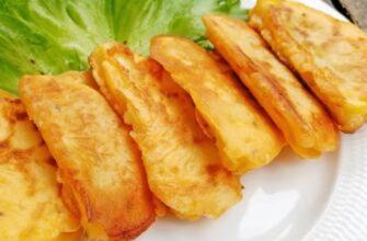 Закуска з кабачків - рецепт страви
