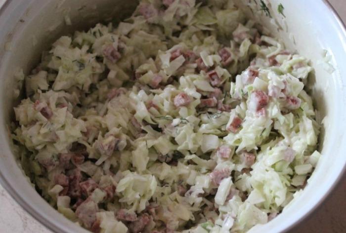 Дуже люблю цей салат: інгредієнти прості, готується швидко, а смак - 5 балів