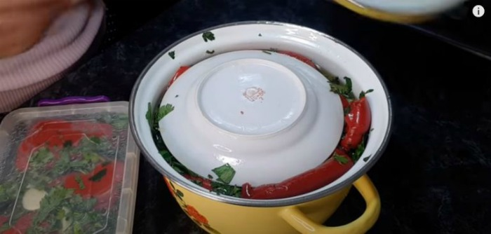 Маринований червоний перець - найсмачніший рецепт закуски! Заготівля на зиму