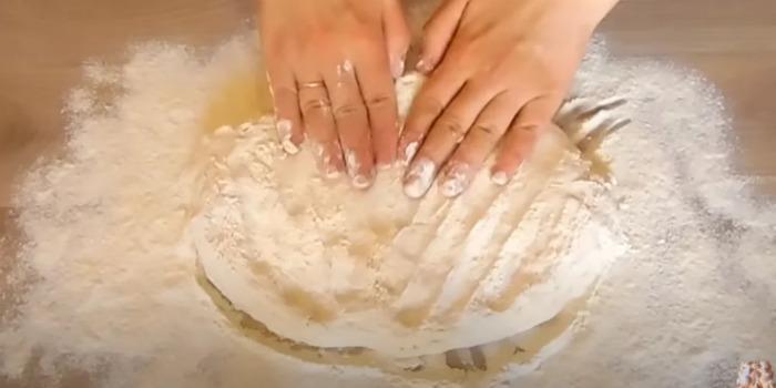 Пористий хліб з хрусткою скоринкою. Найпростіший і смачний рецепт який я пробувала