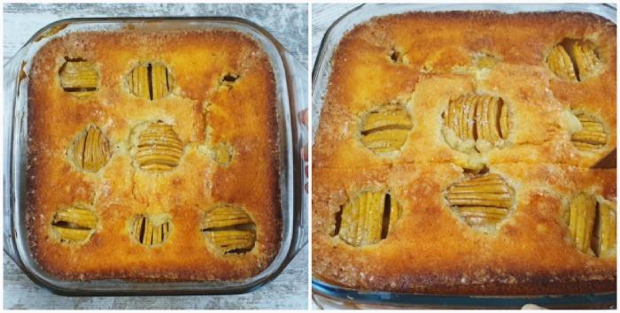Склянка кефіру і 4 яйця - ділюся рецептом повітряного як пух яблучного пирога