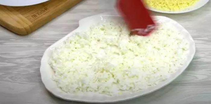 Рецепт оригінального і смачного новорічного салату «Рік бика»