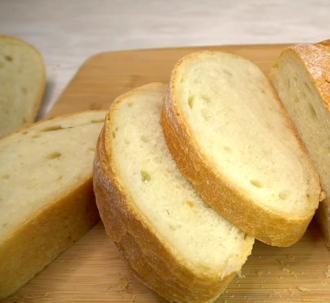 Чудо хліб в рукаві з хрусткою скоринкою. Не пробували, а даремно