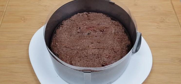 Незрівнянний шоколадний торт з вишнею. Дуже просто і легко готується