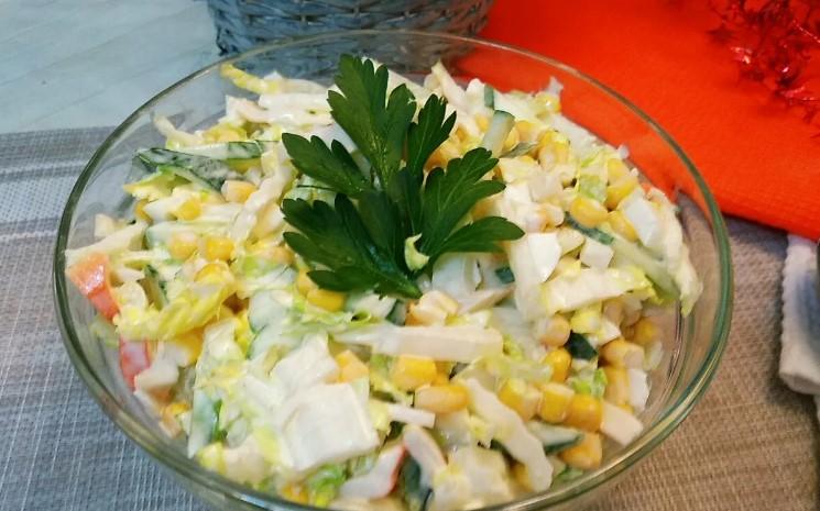 П'ять швидких салатів до Святкового столу