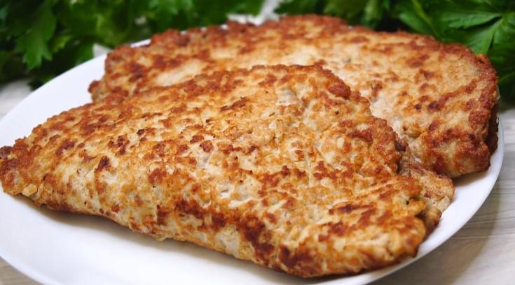 Лінивий бризоль, готую їх часто на сніданок