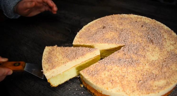 Улюблений торт, виходить навіть у тих, хто не вміє пекти бісквіт
