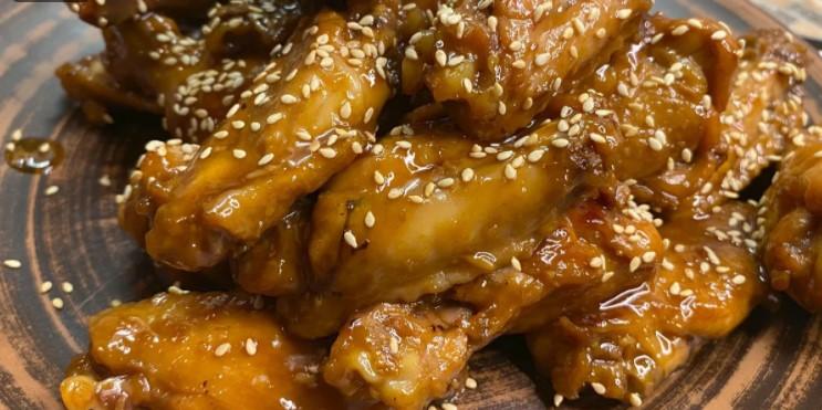 Навчу вас готувати курячі крильця по-новому