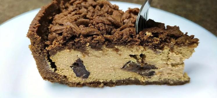 Королівський шоколадний пиріг з сиром. Серйозний конкурент тортів та чізкейків