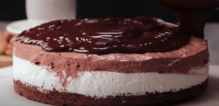 """Торт """"Пташине молоко"""" - повітряний десерт, який нагадає дитинство"""