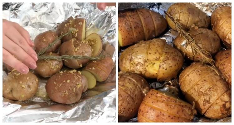 Збираємося на шашлики. Готуємо картоплю, яка виходить смачніше м'яса