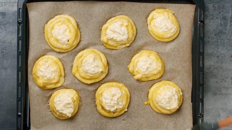 Картопляні ватрушки з начинкою