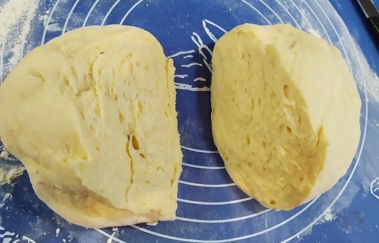 Рогалики з тіста на кефірі