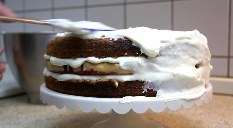 Цей торт у мене замовляють клієнти. Ділюся рецептом приготування