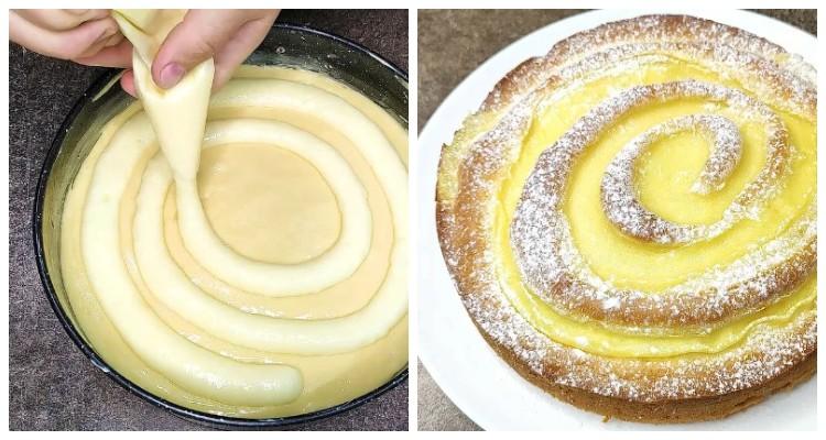 Готую замість шарлотки: смачний яблучний пиріг який тане в роті!