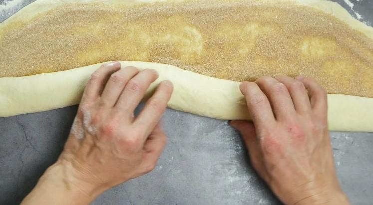 булочки с корицей пошаговый рецепт