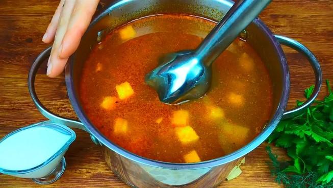 Влітку готую мій фірмовий шовковий суп