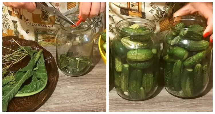 Як приготувати квашені огірки в банці? Виходять як бочкові