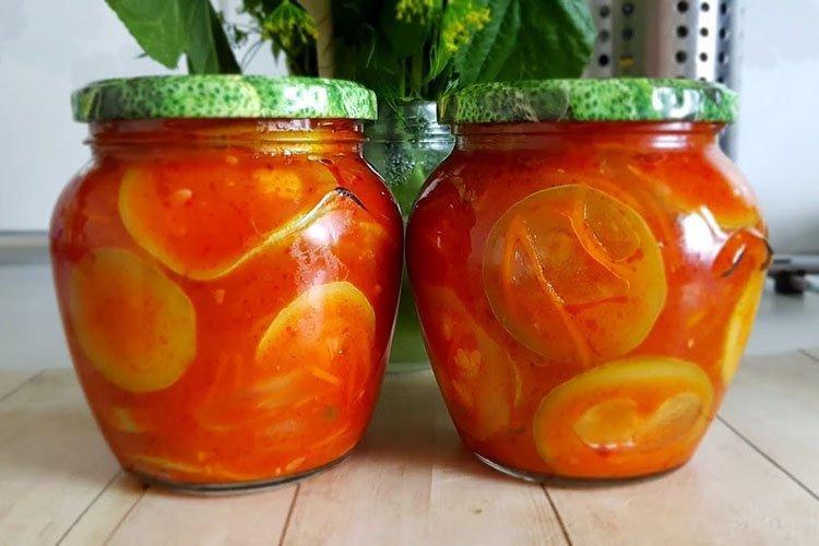 Страви з кабачків: 20 найсмачніших рецептів