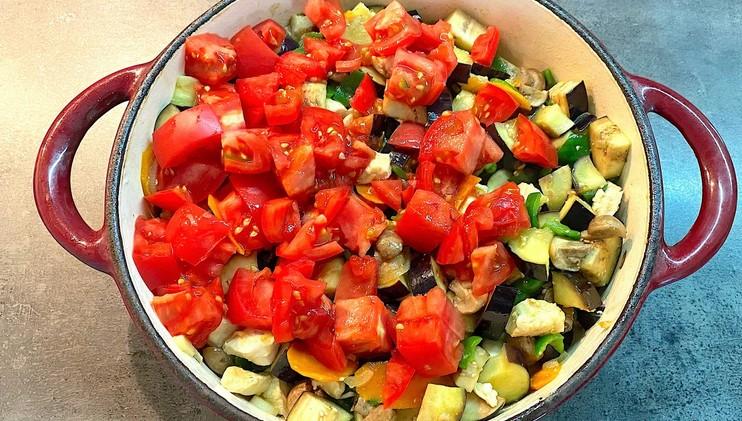Як правильно приготувати овочі, щоб вони не перетворилися на кашу