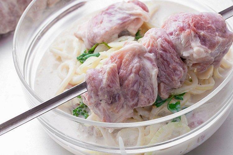 20 рецептів відмінних маринадів для шашлику зі свинини