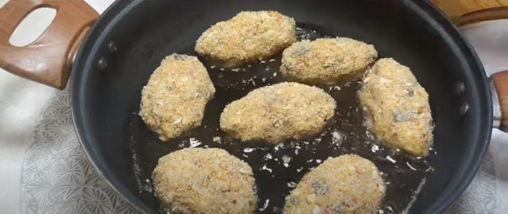 Додаю манку в баклажани і готую смачні котлети. Як м'ясні: вдалий рецепт для гостей