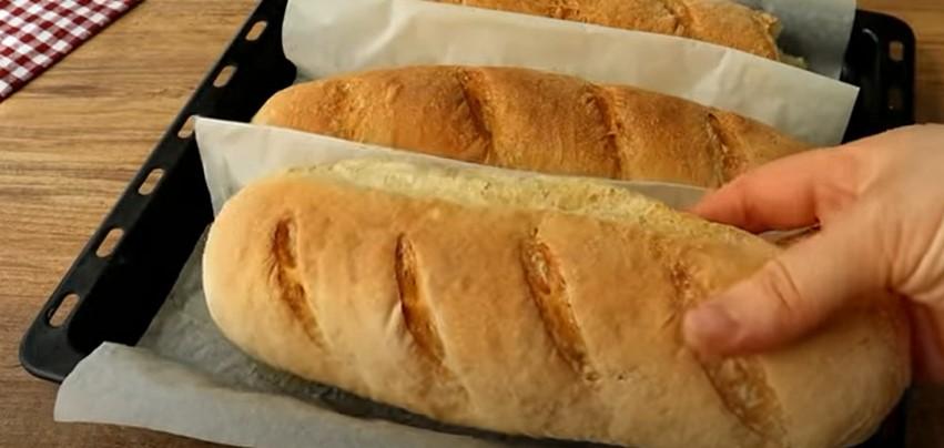 Більше не купую хліб в магазині. Готую вдома з 4 інгредієнтами