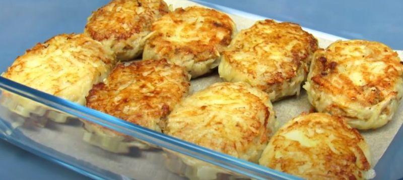 Рецепт, як приготувати овочеві котлети з баклажанів. Не відрізниш від м'ясних: смачні, соковиті і ніжні