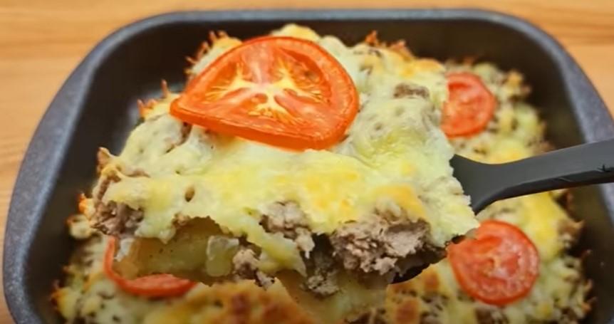 Найсмачніший рецепт з картоплі і фаршу: швидко і просто