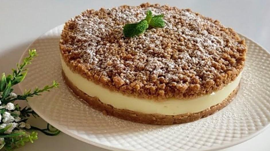 Смачний торт без духовки. Дешевий та швидкий рецепт