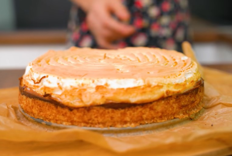 Сирний пиріг «Ольга»: просто тане в роті. Замінить торт на будь-якому святі