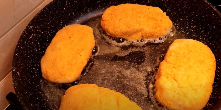 Картопляні зрази з простих продуктів. Смачна вечеря