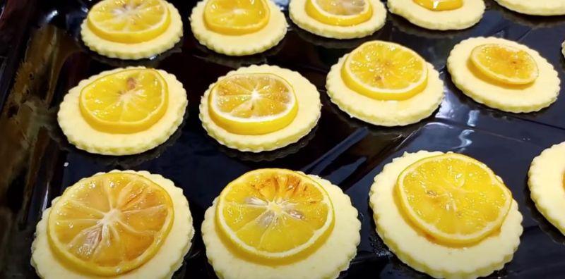 Всі хто пробують, просять рецепт. Оригінальне печиво з лимонною начинкою