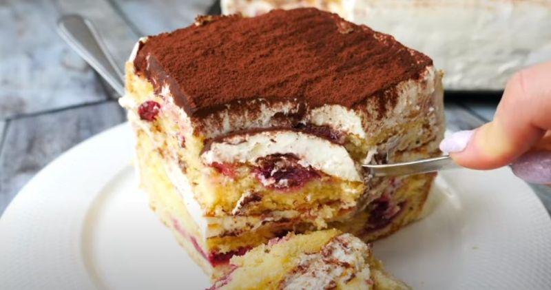 Величезний торт на велику компанію: простий рецепт. Готую на День народження або на Новий рік.