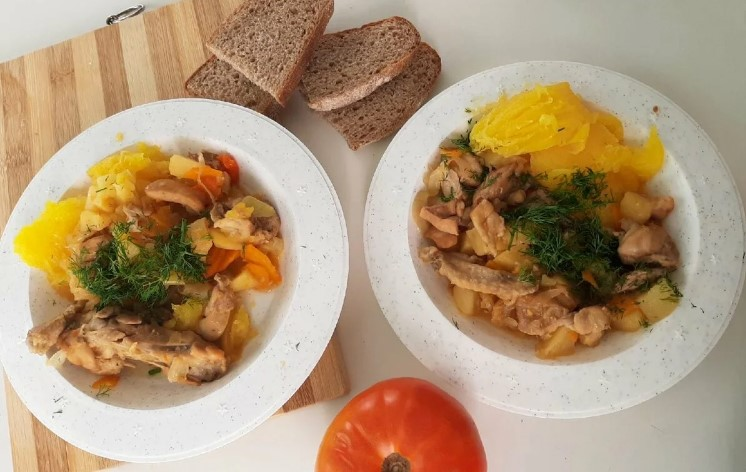 Чотири простих рецепта з гарбуза. Дуже смачно, красиво і ароматно